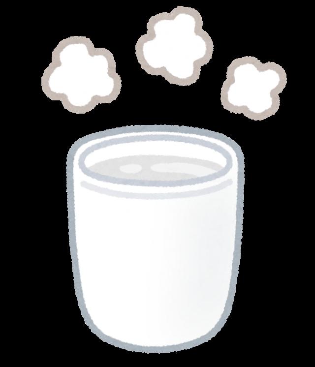 白湯の作り方