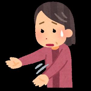 女性腕 症状