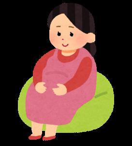 不妊症 イラスト 妊婦